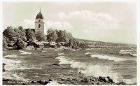 Rattvik Kyrkan ansichtkaart uit Zweden 1949