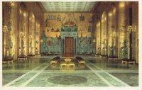 Stockholm Stadhuis Gouden Zaal 1949 met