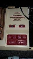 Micrometers met digitale uitlezing