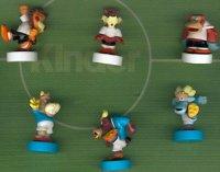 Kinder Surprise Magic Sport volledige voetbal