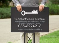 Woningontruiming midden nederland - regio Amersfoort,