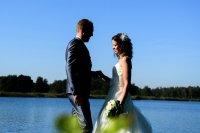 Actie Bruidsfotograaf trouwreportage trouwfotograaf