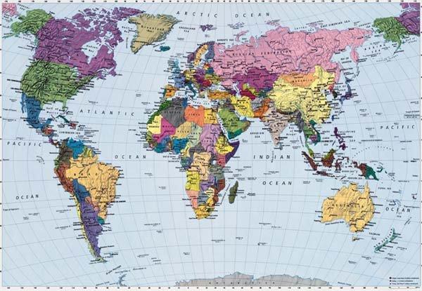 Staatkundige wereldkaart online dating