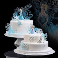 Cupcake en taartdecoraties