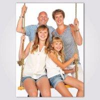 FAMILIE- of GROEPSFOTO  Alkmaar -