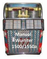 Boek of CD voor Wurlitzer 1500/1500a