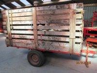 Schapenkar voor achter tractor