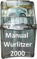Aangeboden: Boek of CD voor Wurlitzer 2000 t.e.a.b.