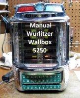 Aangeboden: Boek of CD voor wallbox en stepper voor het model 5250 t.e.a.b.