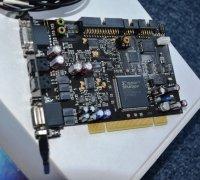 RME HDSP9632 multi channel geluids kaart