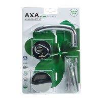 AXA Veiligheidsbeslag met Ronde Rozetten Kerntrek