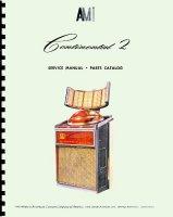 Manual boekwerk AMI Continental 1 en