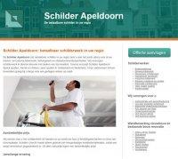 Bel Schilder-Apeldoorn: Spackspuiten vanaf