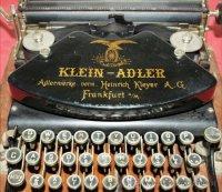 Nieuw inktlint voor uw antieke schrijfmachine.