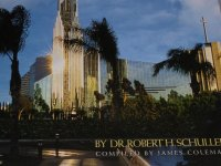 The Crystal Cathedral in Garden Grove