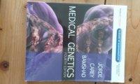 Medical genetics (geneeskunde) in verpakking voor