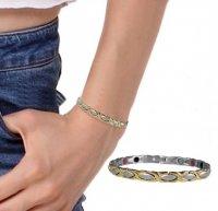 Magneet armband voor een gezonder leven