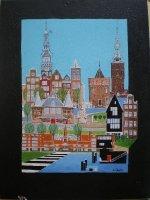 Herinnering aan Amsterdam en Hattem
