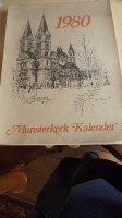 Munsterkerk kalender Roermond
