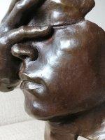 SALE Bronzen Brons Beeld Salvador Dali