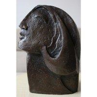 SALE Bronzen Brons Beeld naar Pablo