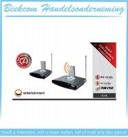 Aangeboden: Ebode VL58 Video Link 585.8 GHz Audio / Video zender € 50,-