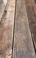 Oud eiken (Balken en planken)