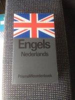 Prisma woordenboek : Engels Nederlands