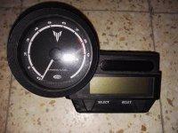 Kmteller Yamaha MT03 herstel instrument