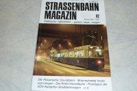 Strassenbahn Magazin Nr 82 nov 1991