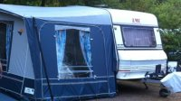 LMC Munsterland caravan met cassette toilet