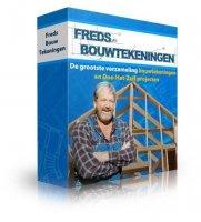 Freds Bouwtekeningen - 10.000 Bouwtekeningen en