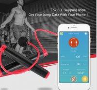 Aangeboden: Bluetooth Jump Rope / Speed springtouw 1F € 25,-