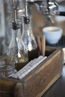 Decoratieve houten oude Baksteen Mal ~