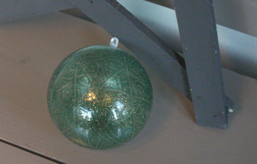 Grote Kerstbal Van Plastic te Koop Aangeboden op Tweedehands.net