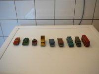 Matchbox auto's