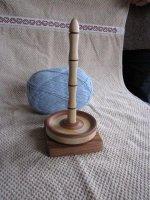 Aangeboden: Wol Wolbol houder Yarn holder Yarn buddy € 29,99