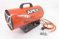 Gaskachel Apex Heater 30Kw heteluchtkanon nieuw