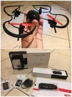 NIEUWE drone quadcopter MicroDrone 3.0 met