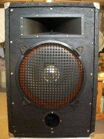 Luidspreker Box 120 W.