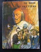 De drie Musketiers,Alexandre Dumas, hardcover, fraai