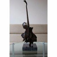 Bronzen Brons Beeld  Salvador Dali