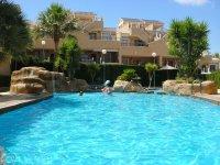 Spanje Costa Blanca woning met zwembad