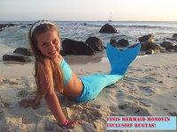 Dutch Tails zeemeerminstaarten