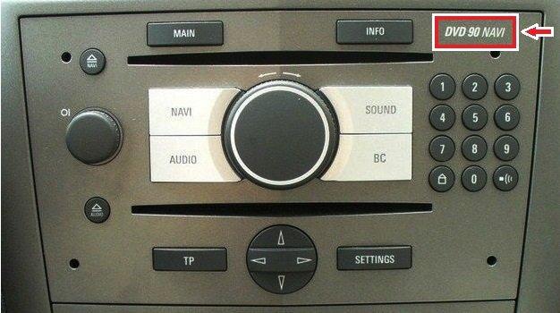 OPEL Navigatie Update DVD & CD   CD70 NAVI   DVD90 NAVI ...