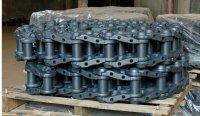 Aangeboden: RUPS ketting staal voor graafmachine al v.a Euro 500 € 500,-