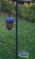 Leuke voederkorf/voedereikel voor de tuinvogels FB389
