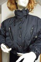 Aangeboden: Bogner sports zwarte jas jack jacket bomberjack maat 36 maat S n.o.t.k.