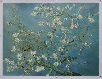 Aangeboden: Van Gogh: Amandelbloesem, olieverfreplica € 349,-