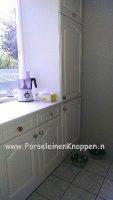 Keuken Compleet met mooie kastknoppen, deurknoppen, kastgrepen, komgrepen